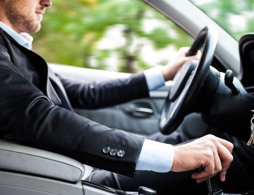 Servizio di noleggio con conducente per imprenditori