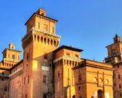 visitare Ferrara con l'autista privato