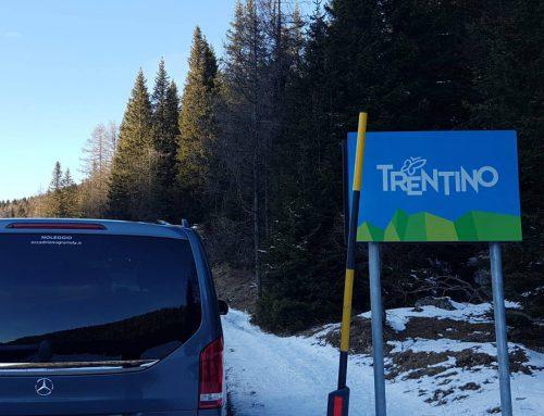 Transfer con autista: il comfort per spostarsi in montagna